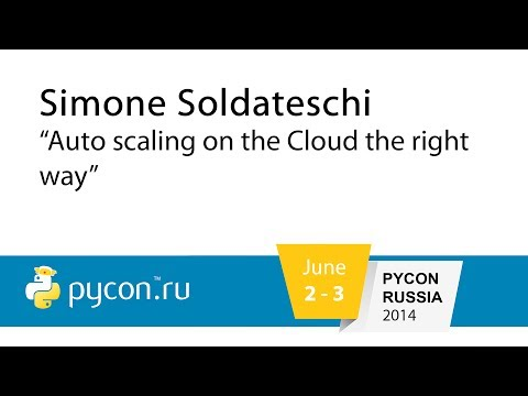 Image from Auto scaling on the Cloud the right way