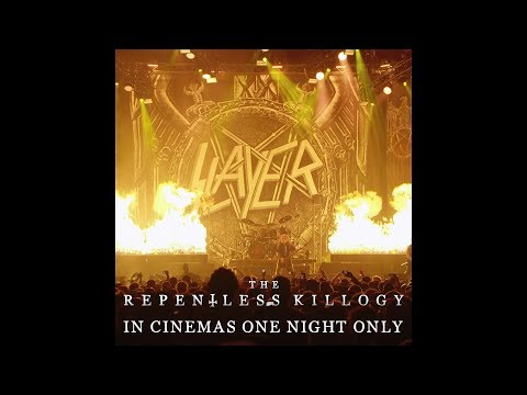 Download Slayer - The Repentless Killogy In Theaters Worldwide: November 6th, 2019 Mp4 baru