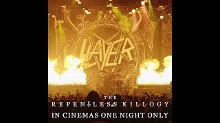Slayer - The Repentless Killogy (In Theaters Worldwide: November 6th, 2019)
