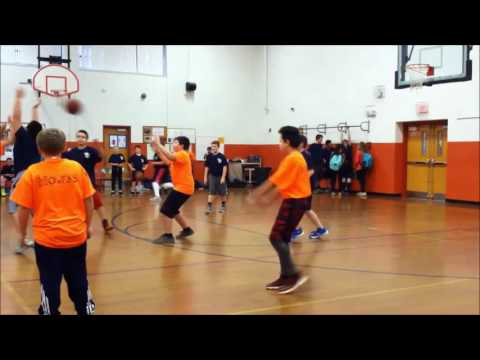 Perryville Movers Basketball @ Rising Sun Middle School 1.31.17
