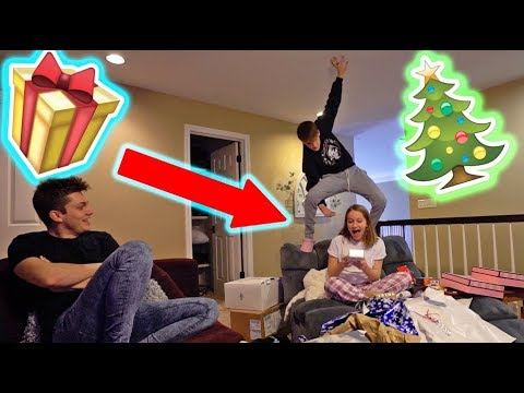 THIS WAS OUR BEST CHRISTMAS EVER!!