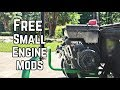FREE Mods to Boost Small Engine Horsepower  Pt  1