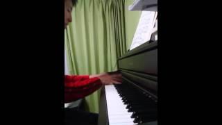 Chopin etude in c minor, Op.25-12 Molto allegro, con fuoco
