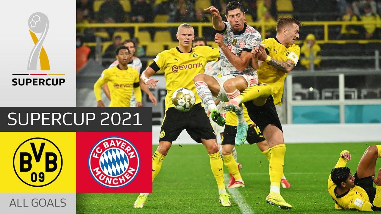 Borussia Dortmund vs. Bayern Munich live stream, 2021 German ...