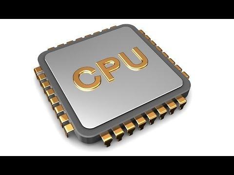 Как сделать чтобы процессор работал на максимальной частоте