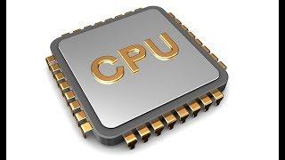 Процессор работает не на полную мощность и сбрасывает частоты №2 (Решение 2019)