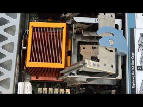 Whats In Server Hp Dl380 G4 Teardown
