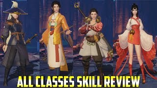 phantoms: Tang Dynasty - All Classes Skill Review