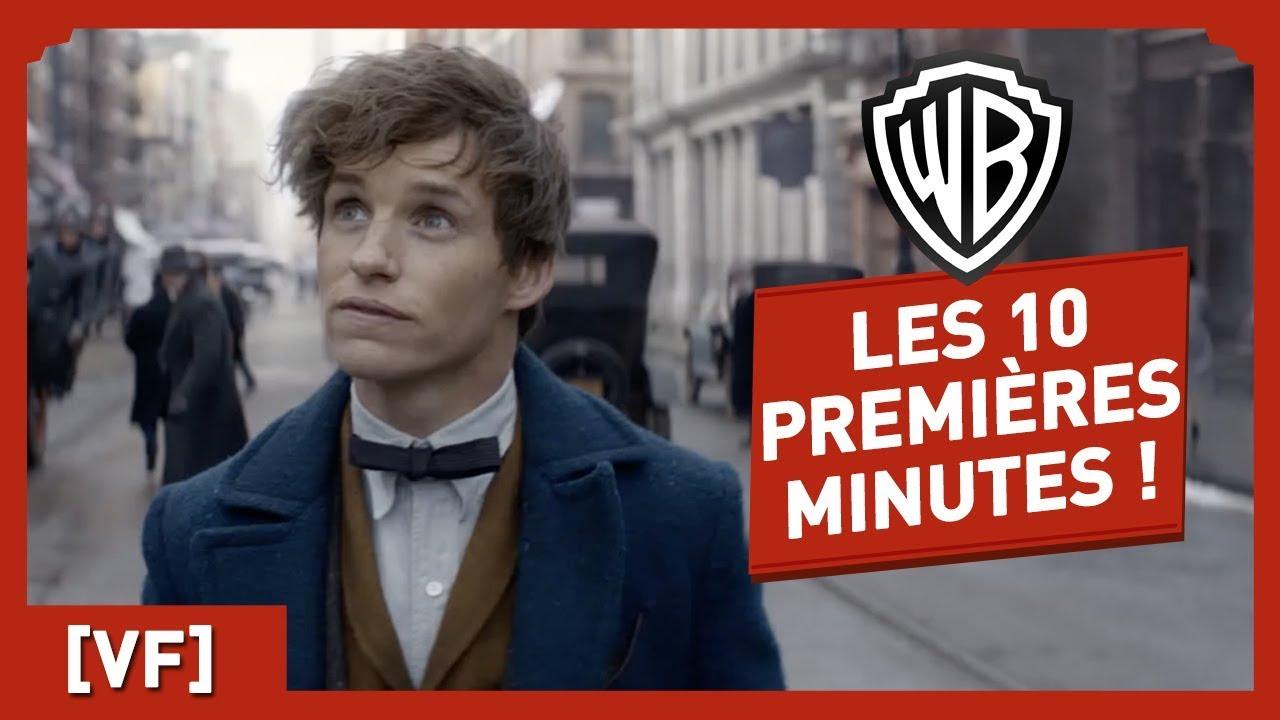 Les Animaux Fantastiques - Les 10 premières minutes du film !