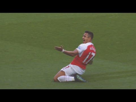 top-five-goals:-arsenal-v.-man-united