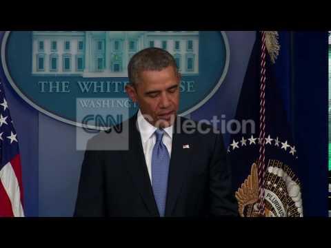 OBAMA:UKRAINE-WE ARE IMPOSING SANCTIONS