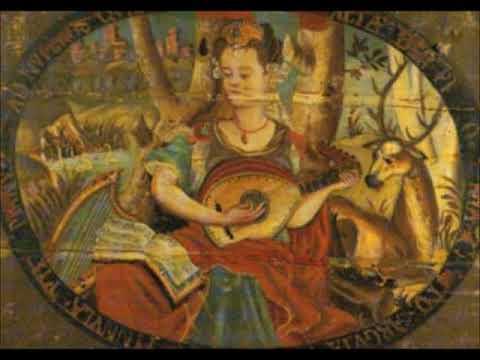 """Lady Lothian's Lilt"" - 17th-century Scottish lute tune"