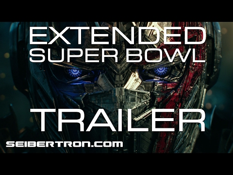 "Transformers The Last Knight ""Maker"" Extended Super Bowl Trailer HD ProRes"