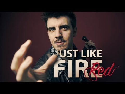 Just Like Fire - Pink (cover by Red)