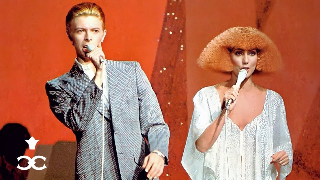 cher david bowie young americans medley live on the cher show
