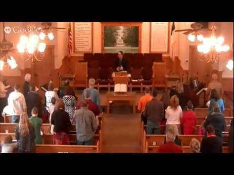 Hamburg Baptist Church: Glenville, North Carolina/Feb.9,2014