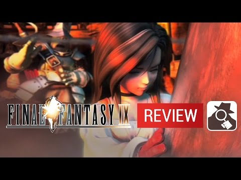 FINAL FANTASY IX | AppSpy Review