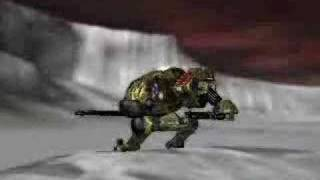 MechWarrior 2 Ghost Bear's Legacy intro