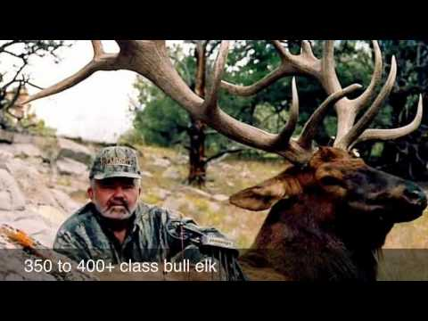 World Class New Mexico Elk Hunting Ranch For Sale