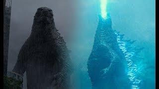 """GODZILLA [2014] (""""Godzilla: King of the Monsters"""" Style) Trailer"""