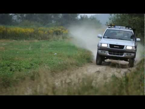 Frontera Sport HD short shots – off-road 4×4