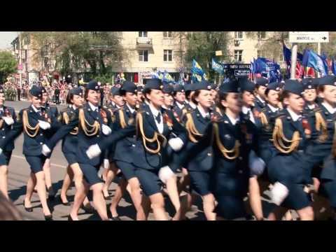 Смотреть Случай на параде   в г. Рязани! онлайн