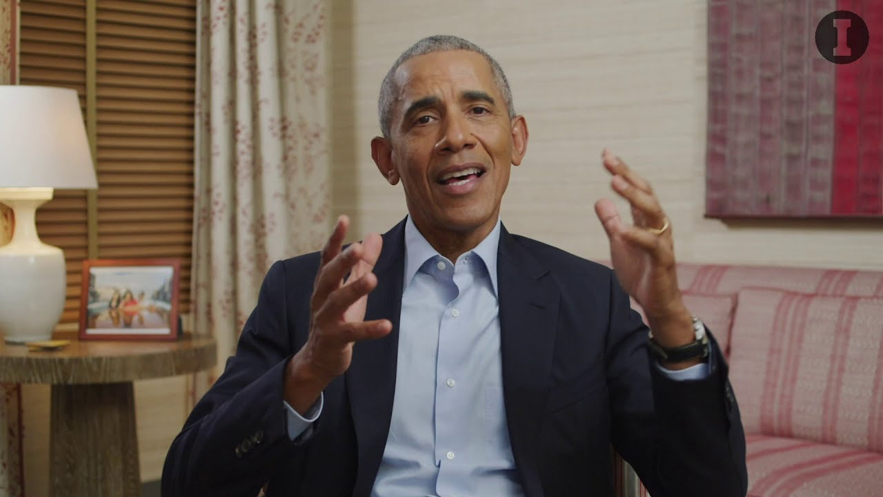 President Barak Obama Speaks On The Siege On The U.S. Capital