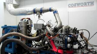 cosworth subaru borg warner efr turbo test