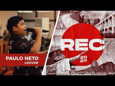 REC 2020 - Paulo Neto | Tua Presença