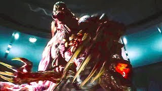 Resident Evil 2 Remake - NEW Trailer Hunk & Tofu (2019) Zombie Game