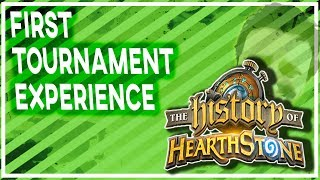 Hearthstone: My First Hearthstone Tournament Experience