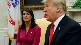 Nikki Haley's disagreements with Bolton played a role in her resignation: Lawrence Korb