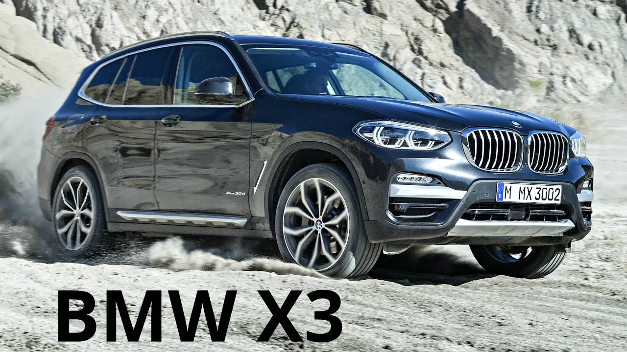 2018 bmw x3 xdrive 30d perfect suv 265 hp youtube. Black Bedroom Furniture Sets. Home Design Ideas