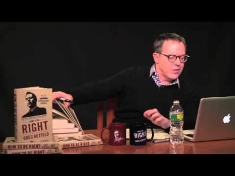 "Greg Gutfeld Book Signing & Interview | ""How to Be Right"""