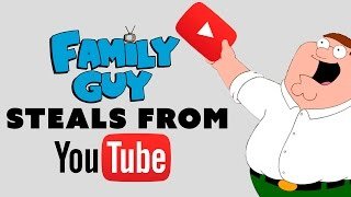 Family Guy Steals From Youtube - The Know
