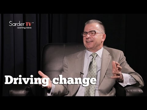 How can leaders drive change? by Dennis Budinich, Chief Culture Officer at Investors Bank.