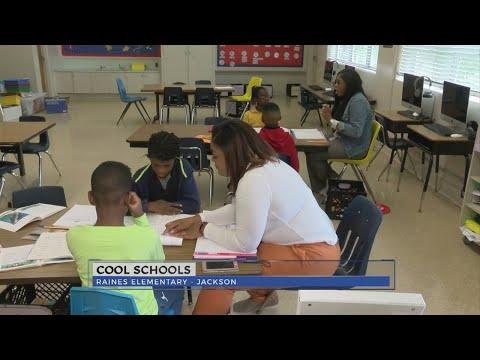 Cool Schools: Raines Elementary School