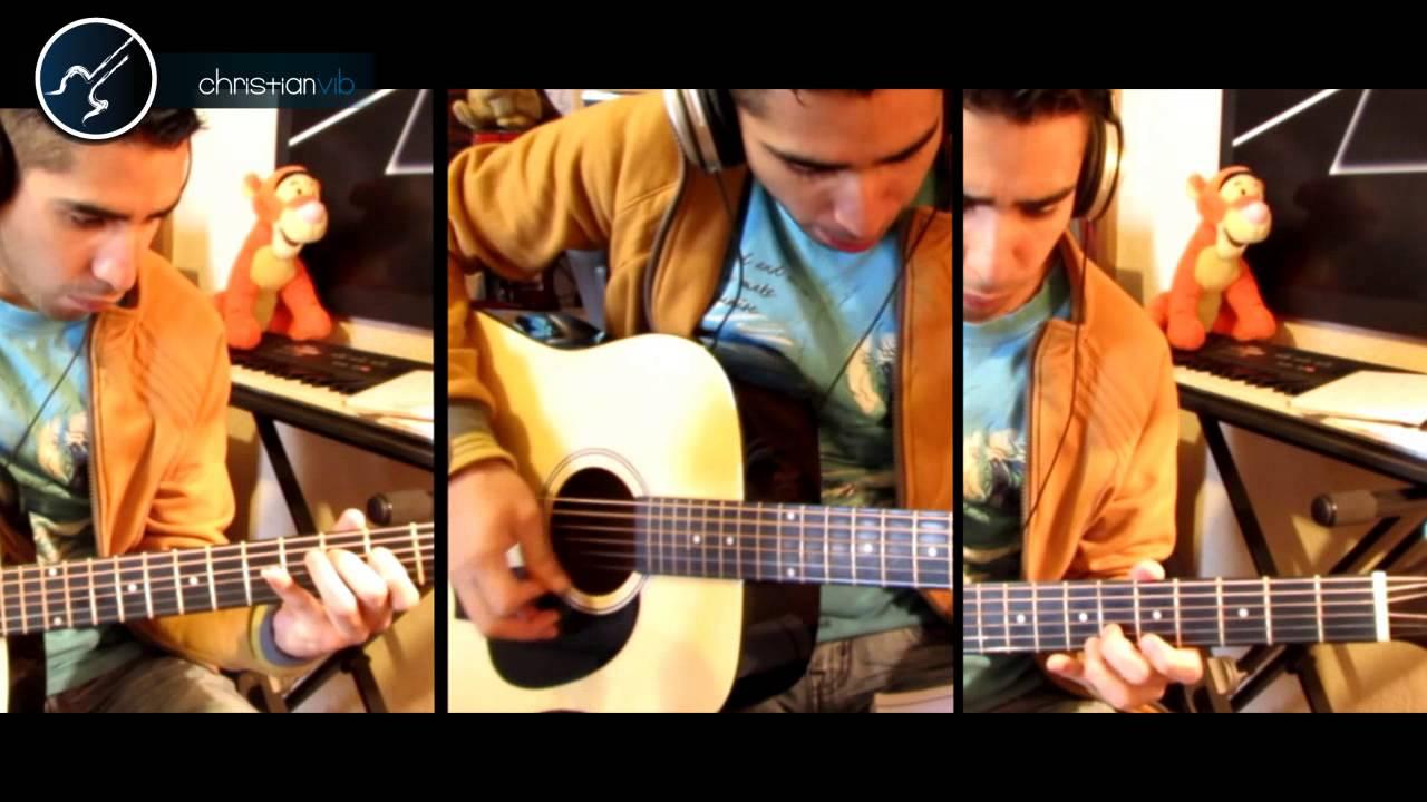 Canción de Piratas del Caribe / Cover en Guitarra Acústica ...