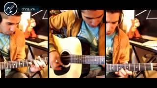 Canción de Piratas del Caribe / Cover en Guitarra Acústica (HD) - Christianvib