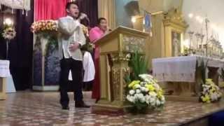 The Prayer(St.. Polycarp)