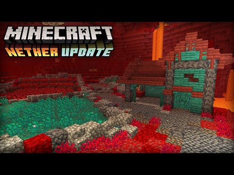 Nether Farmland! | Minecraft 20w10a Vanilla Survival