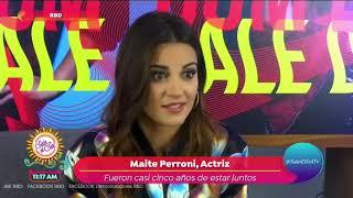 La Verdad Oculta de RBD: la elección del elenco | Sale el Sol