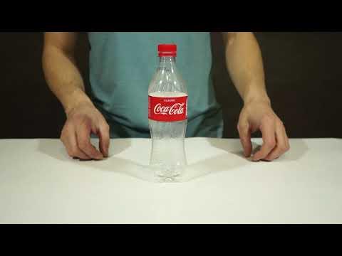 Подставка для планшета своими руками из бутылки