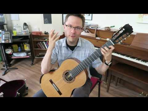 Lesson: Andante Op.35, No.1 by Sor (Easy)