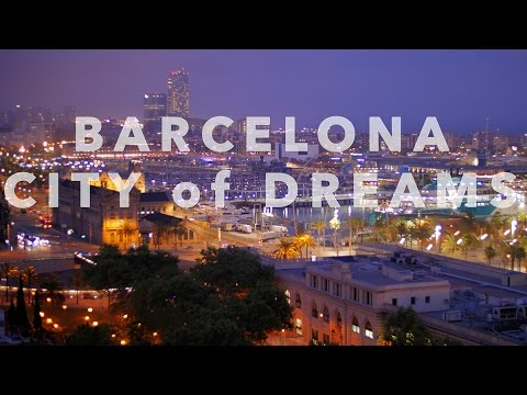 barcelona city in 4k youtube barcelona city in 4k