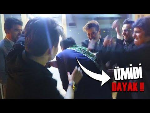 ÜMİDİ'YE ÖLESİYE DAYAK ATTIK !! - ÜMİDİ EVLENDİ (DÜĞÜN!)