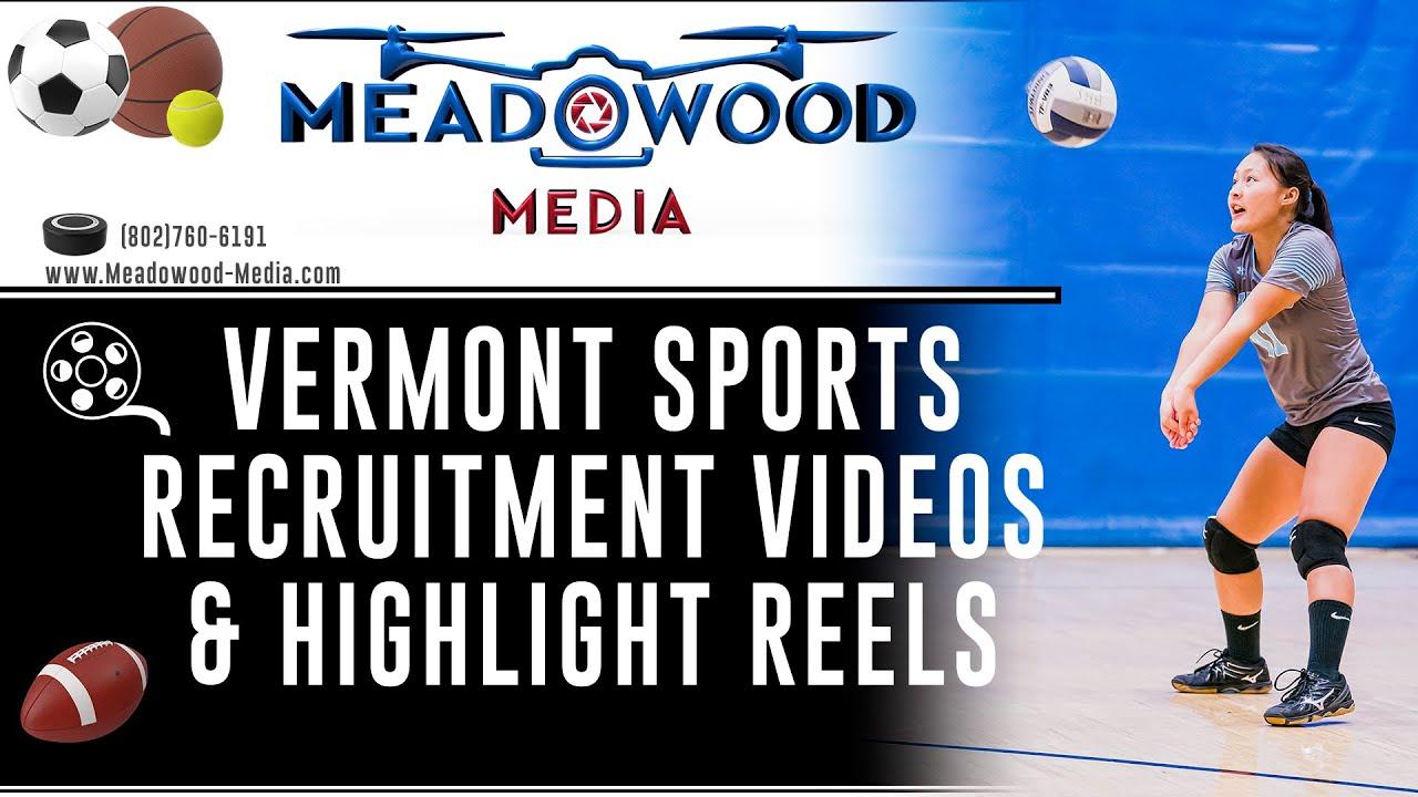 Volleyball Highlight Recruitment Reel - Vermont
