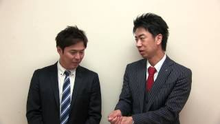 オール阪神・巨人40周年記念 お祝いコメント テンダラー