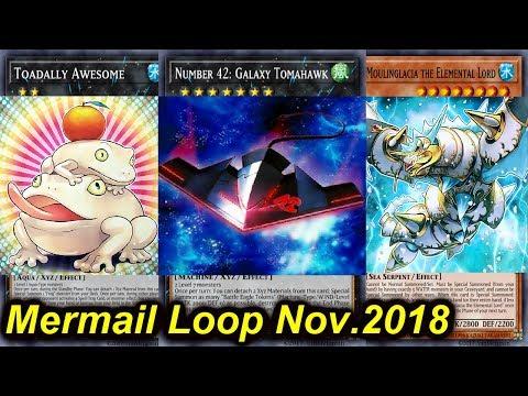 【YGOPRO】Mermail Hand Loop *november 2018*