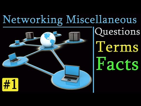 miscellaneous-networking-questions---terms-&-facts---most-often-asked-in-exam---networking-part-8